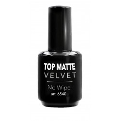 Top Opaco effetto velluto 15 ml art. 6540