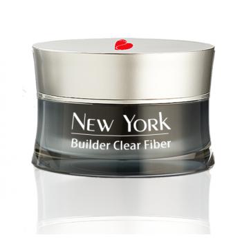 Gel Builder Clear Fiber NEW YORK 15 ML cod.4125