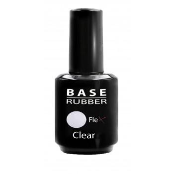 Base Rubber Clear 15 ml art.6010